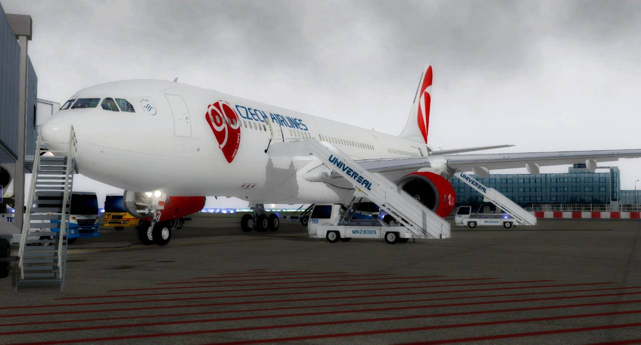 A330 CSA Livery HD OK-YBA (Page 1) — Liveries — JARDesign