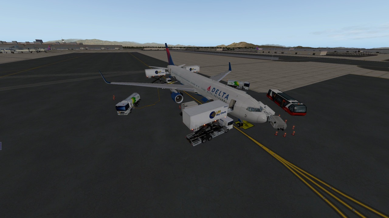 FlightFactor 767-300 (Page 1) — Users SETs for X-Plane aircrafts