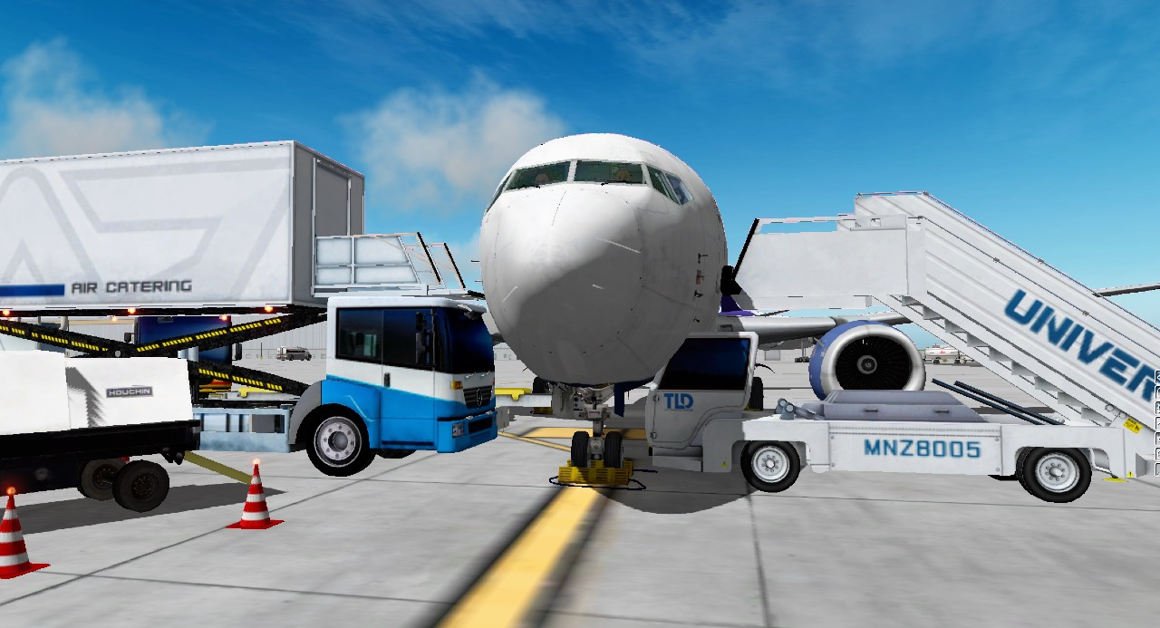 Ground Handling Deluxe SET for IXEG 737-300 1 0 0 (Page 1) — Users