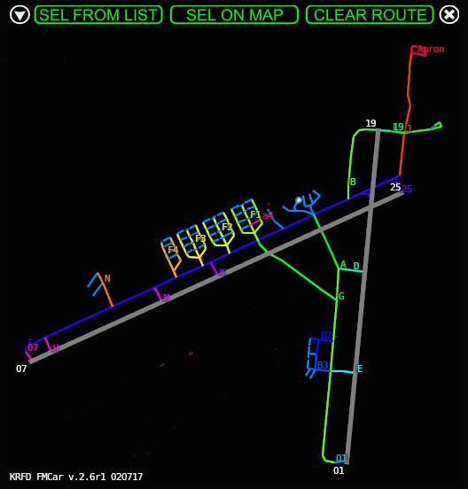KRFD-Default X Plane 11 Chicago Rockford Intl Airport (Page