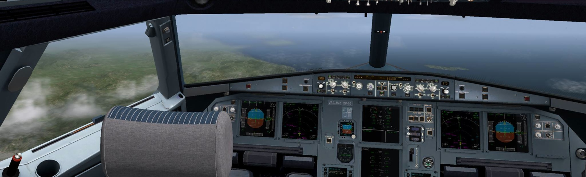 JD320 airliner for X-Plane 10